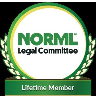 NORML Lifetime Member